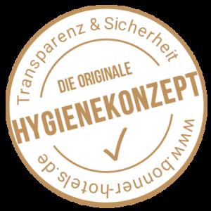 Hygiene Konzept
